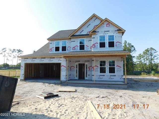 328 George Taylor Road, Newport, NC 28570 (MLS #100275023) :: Watermark Realty Group