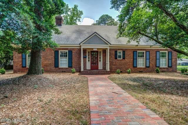 3709 Winchester Road, Rocky Mount, NC 27804 (MLS #100275026) :: Carolina Elite Properties LHR
