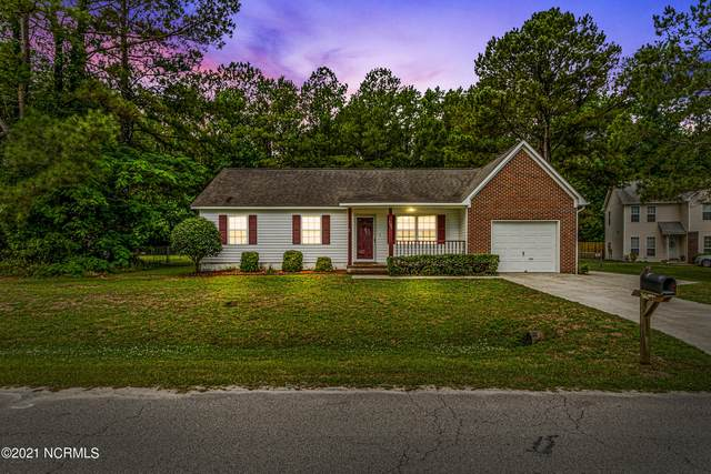 105 Sweetwater Drive, Jacksonville, NC 28540 (MLS #100275040) :: Courtney Carter Homes