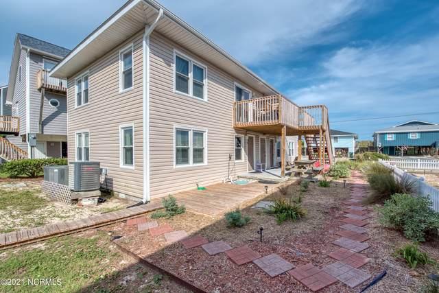 1008 Ocean Boulevard, Topsail Beach, NC 28445 (MLS #100275122) :: CENTURY 21 Sweyer & Associates