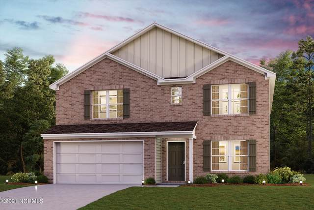 27 Ashlar Court, Rocky Mount, NC 27804 (MLS #100275194) :: Stancill Realty Group