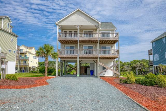 3689 Island Drive, North Topsail Beach, NC 28460 (MLS #100275382) :: RE/MAX Essential