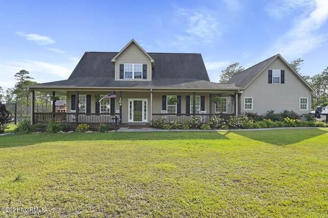 164 Graham Lane, Holly Ridge, NC 28445 (MLS #100275409) :: Courtney Carter Homes