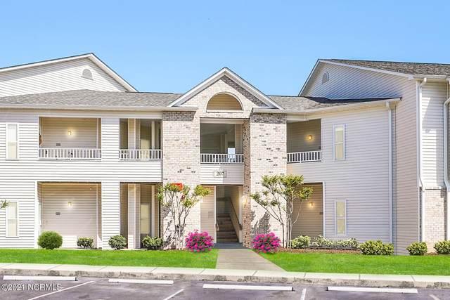 207 Fullford Lane Unit 204, Wilmington, NC 28412 (MLS #100275463) :: Aspyre Realty Group | Coldwell Banker Sea Coast Advantage