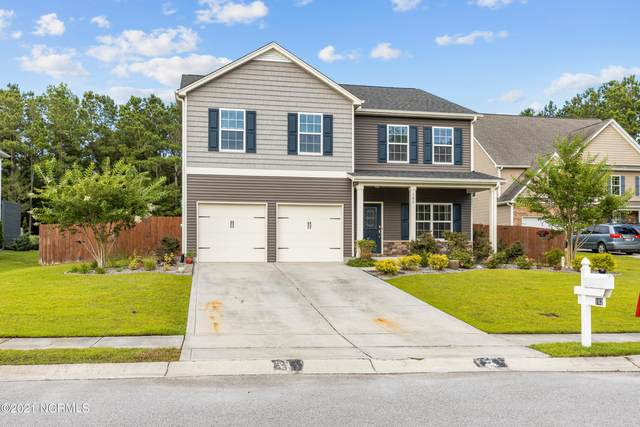 102 Creek End Court, Swansboro, NC 28584 (MLS #100276014) :: The Tingen Team- Berkshire Hathaway HomeServices Prime Properties