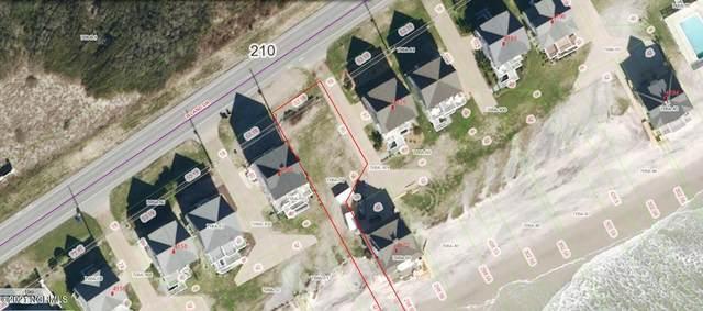 4170 Island Drive, North Topsail Beach, NC 28460 (MLS #100276119) :: RE/MAX Essential