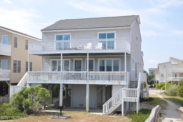 1318 E Main Street # A, Sunset Beach, NC 28468 (MLS #100276283) :: Carolina Elite Properties LHR
