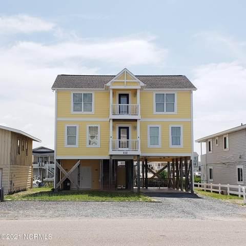112 Starfish Drive, Holden Beach, NC 28462 (MLS #100276311) :: Courtney Carter Homes