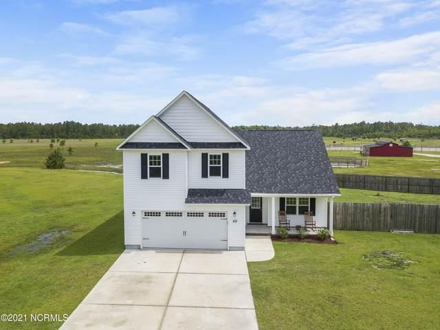 409 Williams Plantation Lane, Beulaville, NC 28518 (MLS #100276517) :: David Cummings Real Estate Team