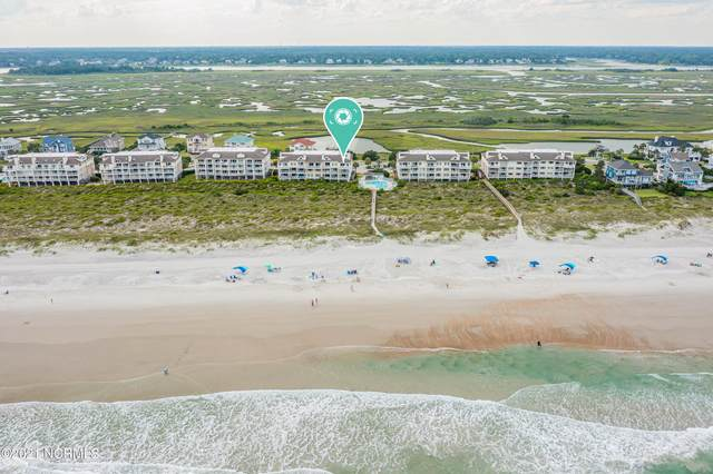 2510 N Lumina Avenue Ext 3A, Wrightsville Beach, NC 28480 (#100276619) :: Rachel Kendall Team