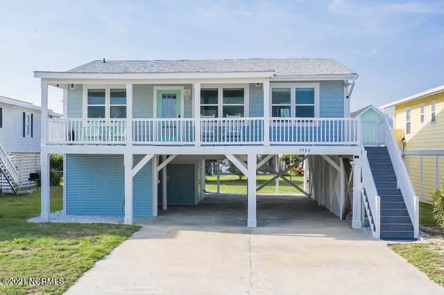 3904 W Beach Drive, Oak Island, NC 28465 (MLS #100276831) :: Donna & Team New Bern