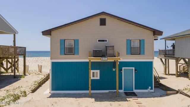 2345 W Beach Drive, Oak Island, NC 28465 (MLS #100276844) :: The Keith Beatty Team