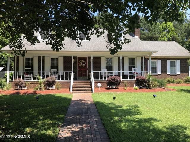 2801 Westbrooke Drive, Kinston, NC 28504 (MLS #100276936) :: Shapiro Real Estate Group
