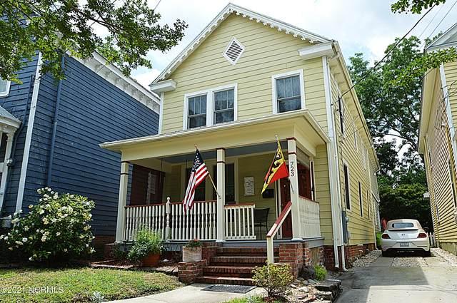 723 Pollock Street, New Bern, NC 28562 (MLS #100277033) :: RE/MAX Essential