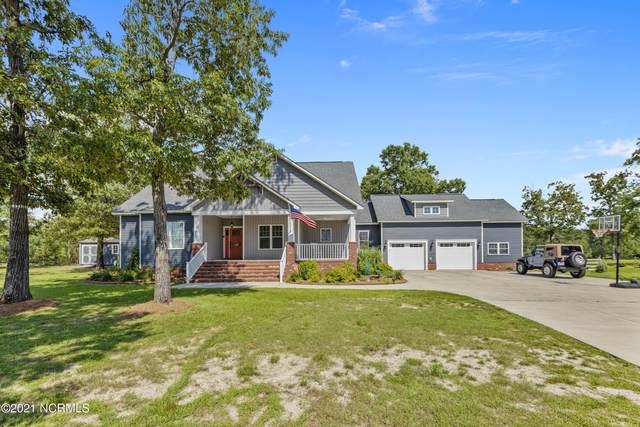 143 Neal Boulevard, Vanceboro, NC 28586 (MLS #100277088) :: Thirty 4 North Properties Group