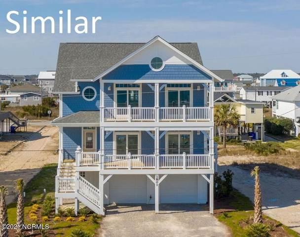1103 N Topsail Drive, Surf City, NC 28445 (MLS #100277168) :: David Cummings Real Estate Team