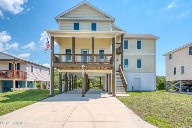 1120 Canady Avenue, Topsail Beach, NC 28445 (MLS #100277354) :: Vance Young and Associates