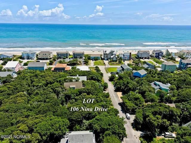 106 Nina Drive, Emerald Isle, NC 28594 (MLS #100278117) :: David Cummings Real Estate Team