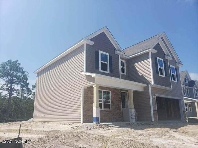 229 Salt Meadow Lane Lot 51, Newport, NC 28570 (MLS #100278243) :: Vance Young and Associates