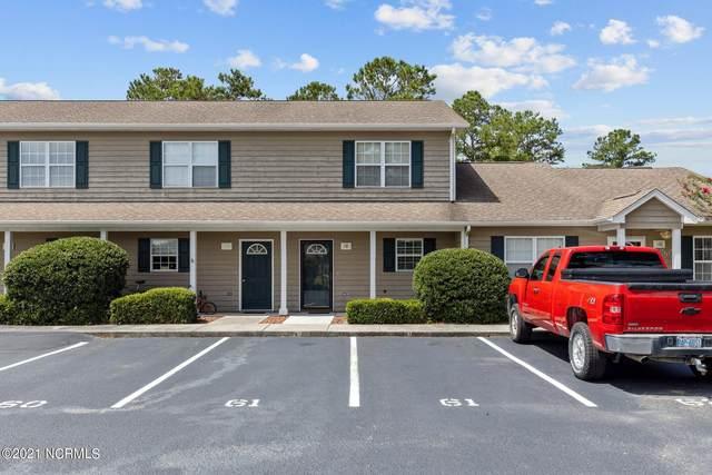 601 Pelletier Loop Road #J61, Peletier, NC 28584 (MLS #100278369) :: David Cummings Real Estate Team