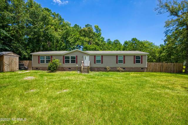 597 King Drive, Hampstead, NC 28443 (MLS #100278735) :: Frost Real Estate Team