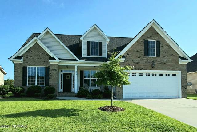 828 Megan Drive, Greenville, NC 27834 (MLS #100278750) :: RE/MAX Essential
