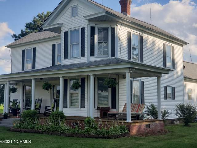 1818 Big Oak Road, Robersonville, NC 27871 (MLS #100278860) :: CENTURY 21 Sweyer & Associates