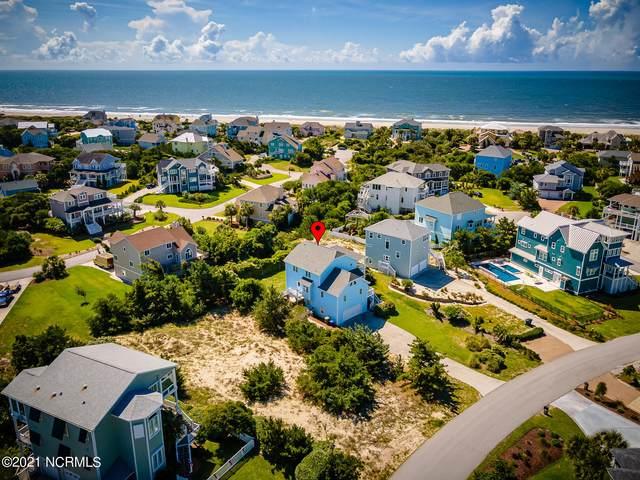 114 Gulf Stream Drive, Emerald Isle, NC 28594 (MLS #100278897) :: David Cummings Real Estate Team