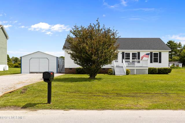 203 Gull Court, Beaufort, NC 28516 (MLS #100279173) :: CENTURY 21 Sweyer & Associates