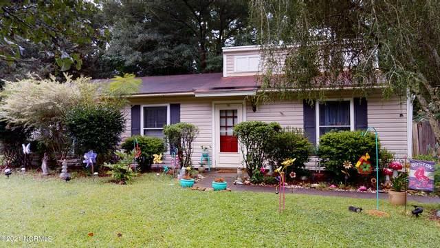 705 Terrace Court, Jacksonville, NC 28546 (MLS #100279236) :: Courtney Carter Homes