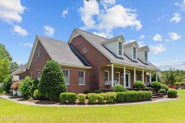 810 Llewellyn Drive, Trent Woods, NC 28562 (MLS #100279270) :: David Cummings Real Estate Team