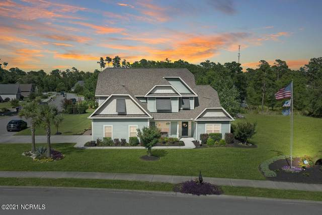 4858 Sugarberry Drive, Shallotte, NC 28470 (MLS #100279408) :: Berkshire Hathaway HomeServices Prime Properties
