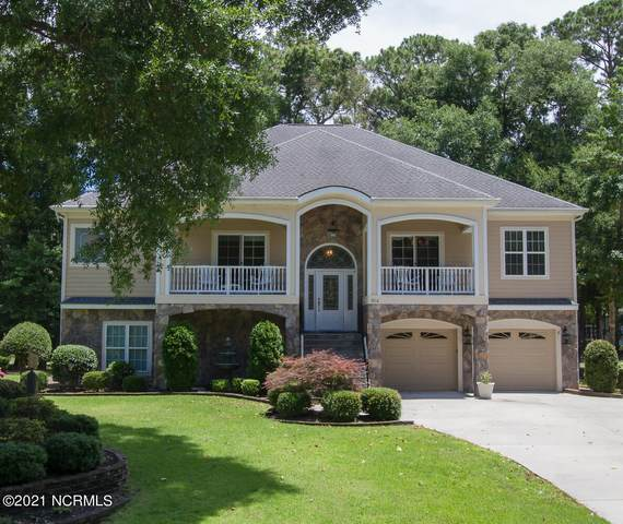 914 Oyster Pointe Drive, Sunset Beach, NC 28468 (MLS #100279527) :: The Legacy Team