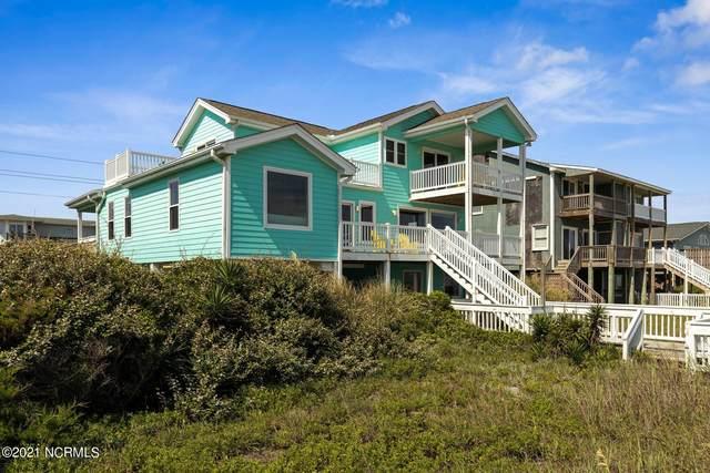 1813 Ocean Drive, Emerald Isle, NC 28594 (MLS #100279562) :: The Rising Tide Team