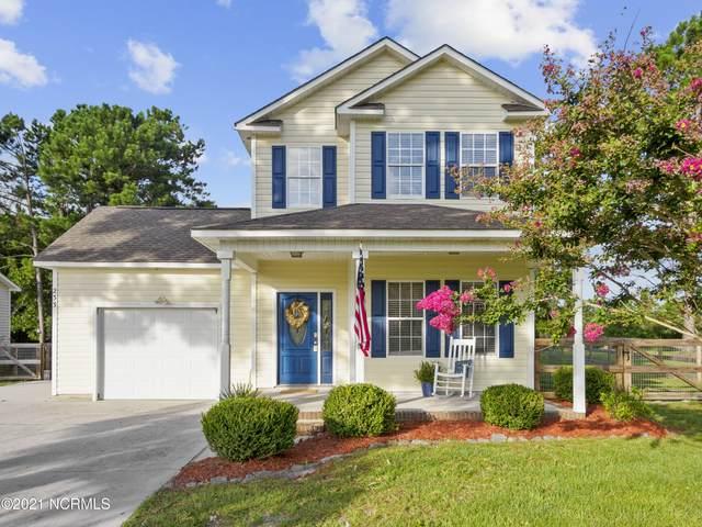 233 E Ivybridge Drive, Hubert, NC 28539 (MLS #100280192) :: Great Moves Realty