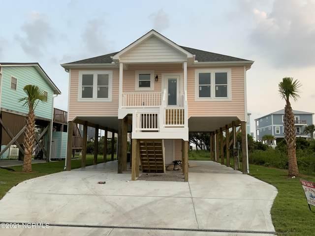 5219 E Pelican Drive, Oak Island, NC 28465 (MLS #100280269) :: Great Moves Realty