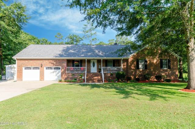 5538 Contentnea Lane, Grifton, NC 28530 (MLS #100280331) :: Watermark Realty Group