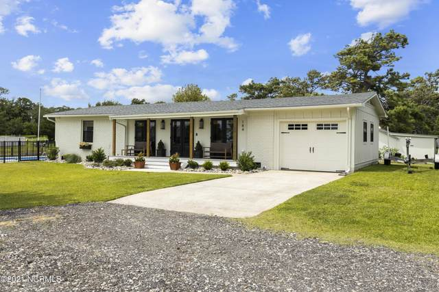 184 Twin Oaks Lane, Newport, NC 28570 (MLS #100280354) :: Watermark Realty Group