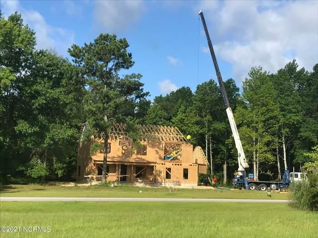 210 Baird Point Road, Grantsboro, NC 28529 (MLS #100280427) :: CENTURY 21 Sweyer & Associates