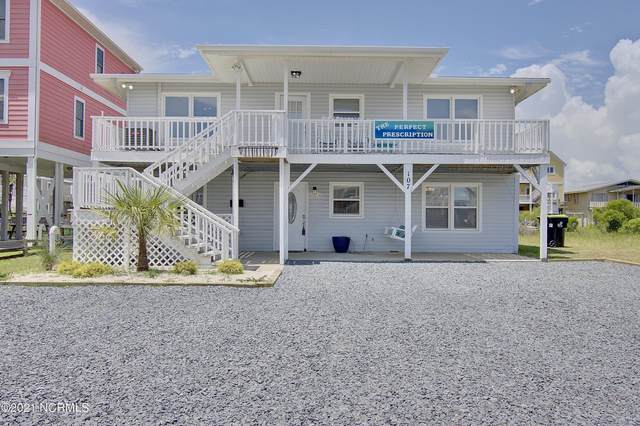 107 Lions Paw, Holden Beach, NC 28462 (MLS #100280559) :: Aspyre Realty Group | Coldwell Banker Sea Coast Advantage