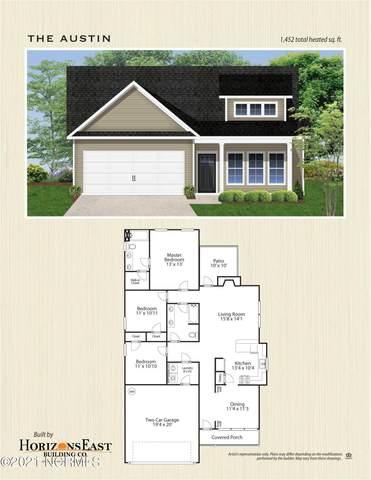 126 Pembury Way Lot #90, Richlands, NC 28574 (MLS #100280701) :: CENTURY 21 Sweyer & Associates