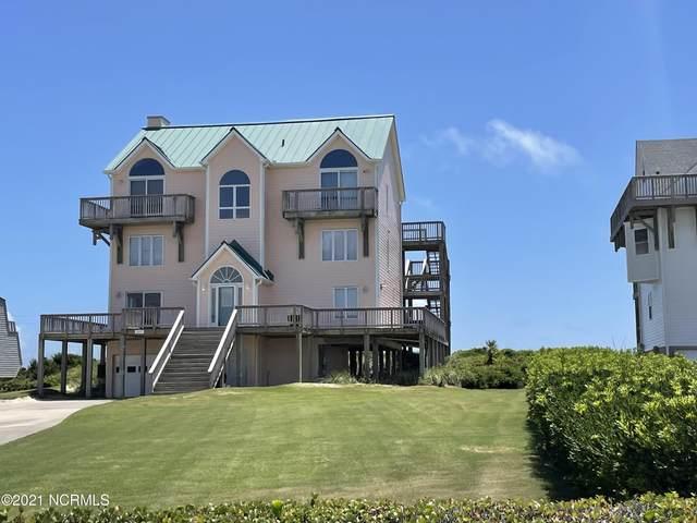 101 Ocean Ridge Drive Drive, Atlantic Beach, NC 28512 (MLS #100280983) :: CENTURY 21 Sweyer & Associates