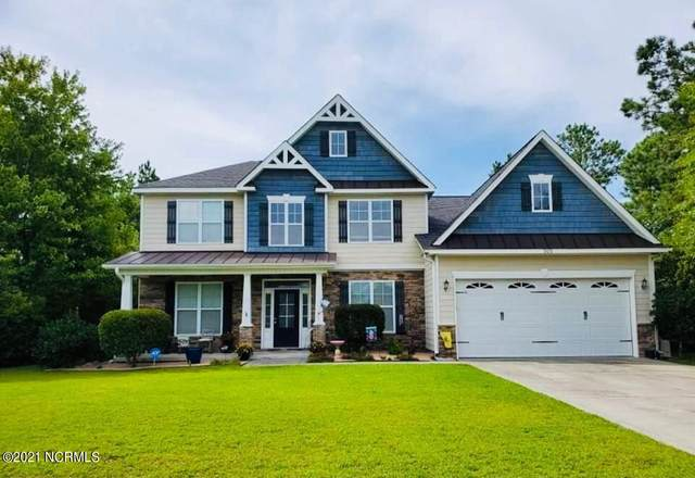 305 E Dolphin View, Sneads Ferry, NC 28460 (MLS #100281103) :: Shapiro Real Estate Group