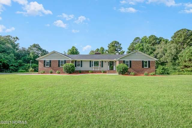 210 Millbrook Avenue, Clinton, NC 28328 (MLS #100281129) :: Shapiro Real Estate Group