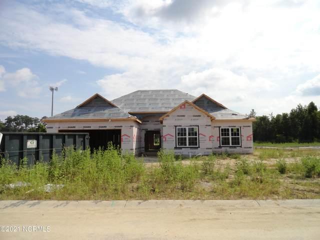 1011 Abby Leigh Avenue, New Bern, NC 28562 (MLS #100281284) :: David Cummings Real Estate Team