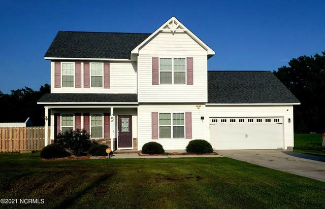 102 Buckhaven Drive, Richlands, NC 28574 (MLS #100281419) :: Great Moves Realty