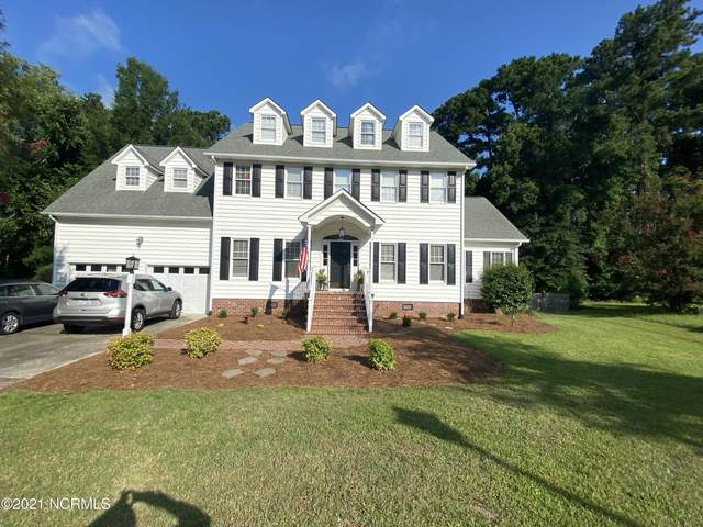 3504 Stratford Road, Trent Woods, NC 28562 (MLS #100281565) :: Vance Young and Associates