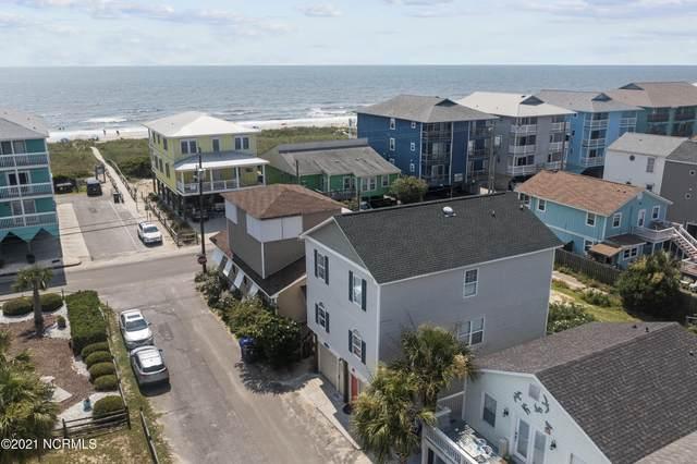 1 Sea Gull Lane Unit 1, Carolina Beach, NC 28428 (MLS #100281679) :: CENTURY 21 Sweyer & Associates