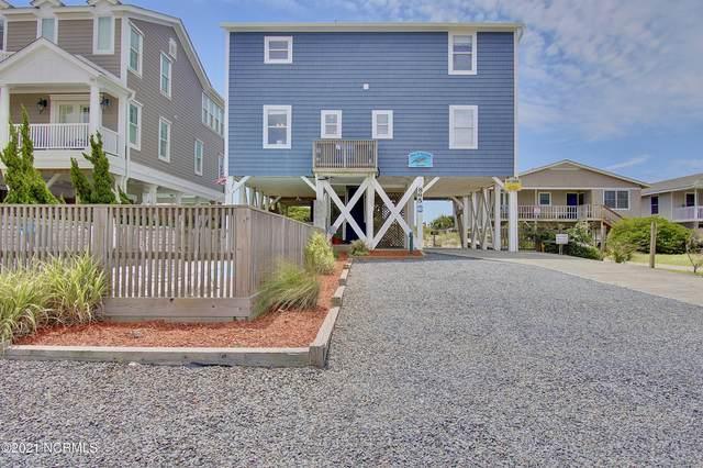 865 Ocean Boulevard W, Holden Beach, NC 28462 (MLS #100281736) :: Lynda Haraway Group Real Estate