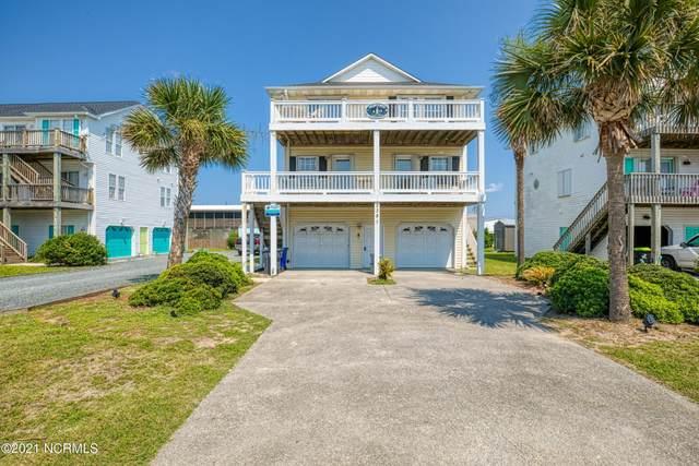 2381 Island Drive, North Topsail Beach, NC 28460 (MLS #100282302) :: Courtney Carter Homes
